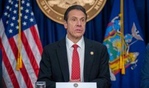 حاكم نيويورك: 677 إصابة جديدة بفيروس كورونا