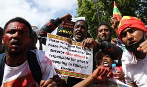 ارتفاع عدد قتلى احتجاجات إثيوبيا إلى 156