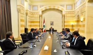 اجتماع بين الوفد اللبناني والصندوق النقد الجمعة