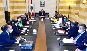 اجتماع للجنة الوزارية لتطبيق خطة مكافحة الفساد.. وهذا ما تم عرضه