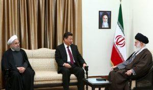 تسليم جزر وقواعد إيرانية للصين مقابل شرائها نفط ايراني؟!