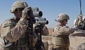 """سقوط صواريخ على قاعدة عسكرية لـ""""التحالف الدولي"""" جنوبي بغداد"""