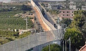 وفد إسرائيلي جال على الحدود الفاصلة مع لبنان