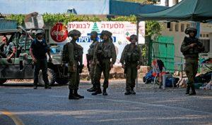 """رسائل نارية بين """"الحزب"""" وإسرائيل على الحدود اللبنانية"""