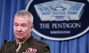 الجيش الأميركي: سعي إيران للهيمنة أكبر مزعزع للاستقرار