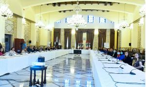 المشرفية ممثلا دياب: الحكومة تؤمن بدور المرأة الفعال