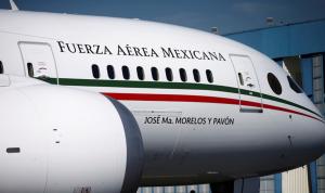 المكسيك تدرس بيع طائرة الرئيس مقابل 120 مليون دولار