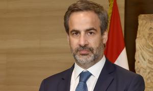 معوض هنأ منتخب لبنان لكرة السلة: علامة مضيئة في زمن الفشل