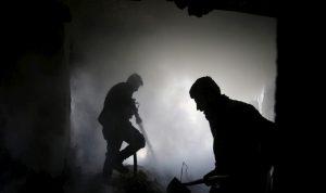 توقيف مسلحين في سوريا كلفوا بجمع المعلومات عن مواقع روسية