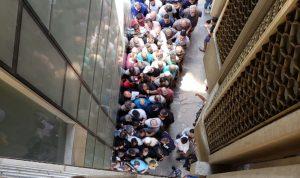 صندوق الزكاة يوزع المال في طرابلس