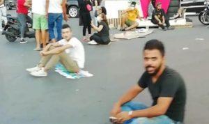 احتجاج في طرابلس بسبب تردي الأوضاع المعيشية