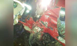 حادث مروع في الناقورة… قتيلان و4 جرحى!