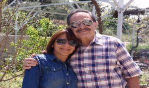 ابنة أنطوان كرباج ترد على الانتقادات: والدي في مرحلة متقدمة من مرض الألزهايمر