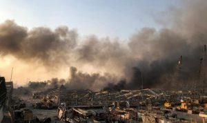 مستشفيات بيروت المتضررة إكتظت بالمصابين