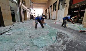 السفارة السويسرية: رمّمنا 19 مدرسة تضررت بإنفجار المرفأ