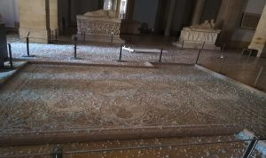 اضرار في المتحف الوطني ببيروت (صور)