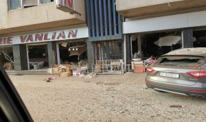 بالصور والفيديو- قتلى وجرحى وأضرار كبيرة في انفجار عنبر رقم 12 في مرفأ بيروت