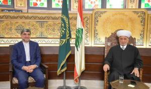 ما أبعاد زيارة سفير إيران دار الفتوى؟
