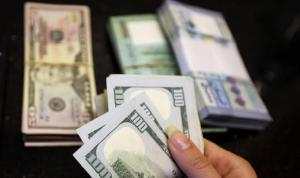كم بلغ دولار السوق السوداء الاثنين؟