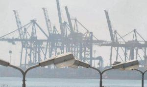 مصر تتخلص من مواد خطرة في موانئها