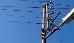 سرقة ثلاثة خطوط نحاس من شبكة كهرباء في برجا