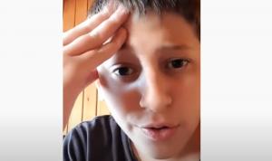 """نجل باسيل يتعرّض للتنمّر: """"عمري 14 سنة ماذا فعلتُ لكم؟"""" (فيديو)"""