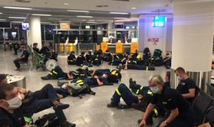الفريق الألماني يستعد للمغادرة إلى لبنان