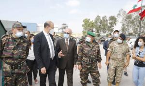 حسن: عدد جرحى انفجار بيروت فاق الطاقة الاستيعابية للمستشفيات
