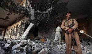 الحرس الثوري الإيراني يقصف مواقع كردية