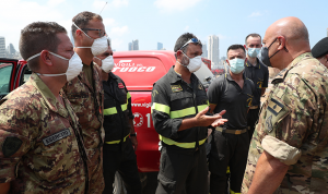 العماد عون: الجيش كان وسيبقى على قدر آمال اللبنانيين