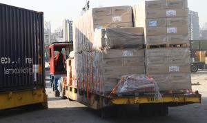استمرار وصول المساعدات من الدول