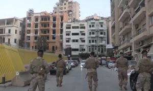 بالفيديو: دوريات راجلة لمنع التعديات والسرقات