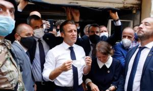 ماكرون يخصص وقتاً وازناً للأزمة.. وإرتياح لبناني لشخصيته