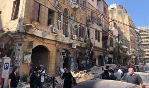 وزارة السياحة تمسح أضرار المؤسسات السياحية في بيروت