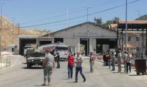 بالصور: وصول 22 صهريجًا عراقيًا الى الحدود اللبنانية محمل بالغاز
