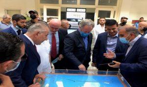 بيزلي اطلع على جهوزية مرفأ طرابلس… كرامي: المرفأ تحت سيطرة الدولة