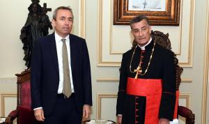 """رامبلنغ زار الراعي: عدم تأييد """"الحزب"""" مبادرة الحياد يقوض استقرار لبنان"""