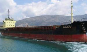 """قبطان باخرة """"روسوس"""": شاري السفينة شبح"""