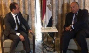 الجميّل التقى شكري: لتحقيق عربي ودولي في انفجار المرفأ