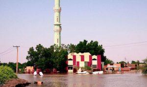 فيضانات السودان تودي بحياة 63 شخصا