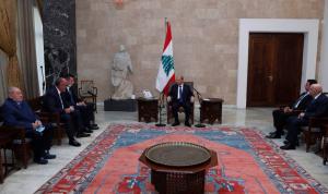 """""""التكتل الوطني"""" و""""الوسط المستقل"""" و""""القومي السوري"""": أديب رئيساً للحكومة"""