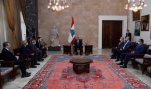 """""""التقدمي الاشتراكي"""" يسمّي مصطفى أديب: لن نشارك في الحكومة"""
