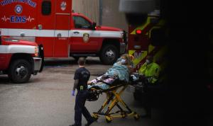 """المراكز الأميركية: 36778 إصابة جديدة بـ""""كورونا"""" و378 وفاة"""