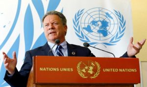 المدير التنفيذي لبرنامج الأغذية العالمي يتعهد بتقديم الدعم للبنانيين