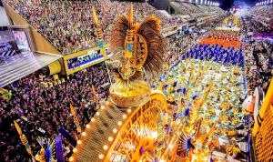 في ريو دي جانيرو… احتفال برفع الحجر الصحي!