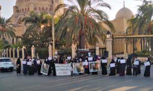 اعتصام لأهالي موقوفي عبرا: لعفو شامل لا يستثني أحدًا