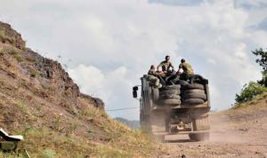 أذربيجان تتهم أرمينيا بإطلاق صواريخ باليستية باتجاهها