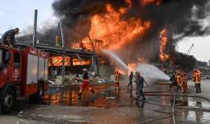 يوم مرعب آخر في بيروت: انفجار سموم من دون دماء