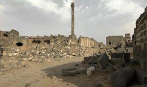 انفجار عبوة ناسفة شرقي درعا