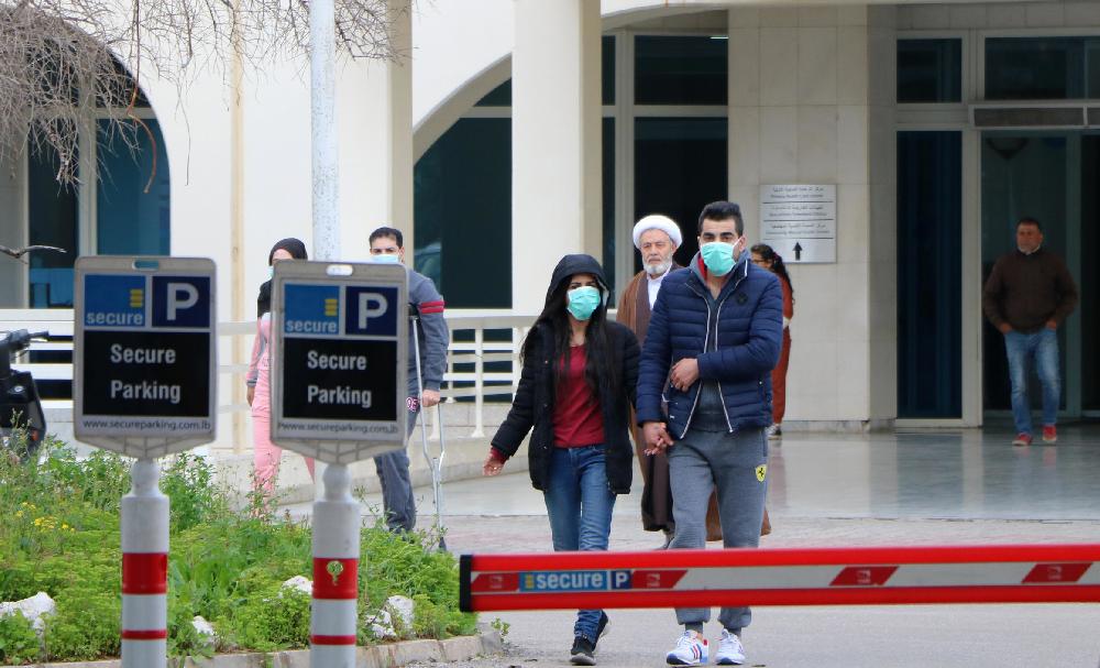 كورونا لبنان… 1008 إصابات جديدة و15 وفاة